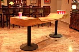 custom beer pong tables very cool custom beer pong too bad having the coolest table around