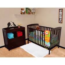 4 In 1 Crib With Changing Table Crib Combo Sets Tags Crib Combo Set Fox Nursery Bedding Crib