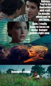 Hunger Games Funny Memes - poor gale but tbh peeta is life soo sorrynotsorry i love it 3