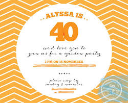 40th birthday invitation wording christmanista com