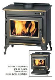 Pedestal Wood Burning Stoves Englander 13 Nc Freestanding Wood Stove At Sutherlands