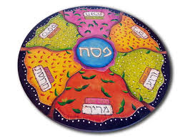 what goes on a seder plate for passover seder plate passover lazy susan centerpiece passover