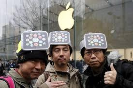 apple japan japan gets first bite of apple watch japan real time wsj
