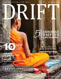 travel magazine images Drift travel magazine subscription 6 issues drift travel magazine jpg