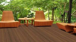 Teak Floor Tiles Outdoors by Newtechwood Daf 4 Tk 4 32 Square Feet Deck A Floor Modular
