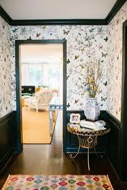 Home Wallpaper Decor Best 25 Wallpaper For Hallways Ideas On Pinterest Home