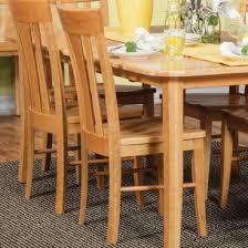 amish natural cherry dining room table bernie u0026 phyl u0027s furniture