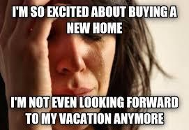 Im So Excited Meme - livememe com first world problems