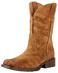 ariat s boots canada ariat s rambler 11 square toe boots mocha suede
