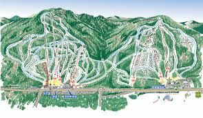 Keystone Colorado Map by Trail Map Attitash Mountain Resort Billy U0027s Bbq Pinterest