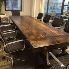 Oak Meeting Table Custom Conference Tables Custommade