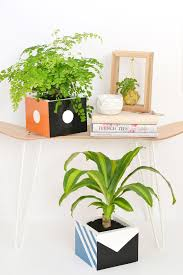 diy wooden planter boxes design sponge