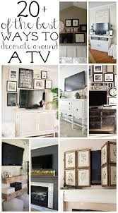Bedroom Wall Design Ideas Bedroom Wall Decor Ideas by Best 25 Decorate Around Tv Ideas On Pinterest Decorating Around