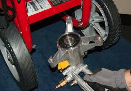 replacing a water pump how to replace a pressure washer pump repair guide help sears