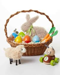 pre made easter baskets for babies 31 awesome easter basket ideas martha stewart