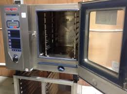 Catering Toaster Rational Cpc 6 Grid Combi Oven Kent Catering Equipment