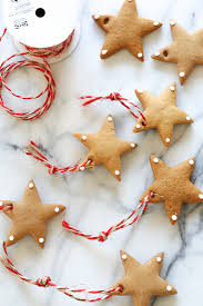 gingerbread ornaments diy gingerbread tree ornaments skinnytaste