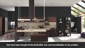 the designer of the kitchen arts u0026 crafts by pedini the architect