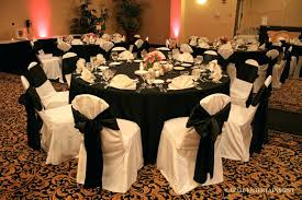 black and white chair covers linen chair covers for weddings and table cloth to use more for