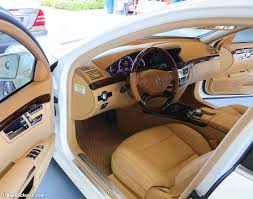 2014 S550 Interior Mercedes S550 Review