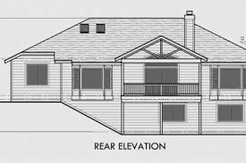 home plans with basements 8 mediterranean house plans basements one story eplans