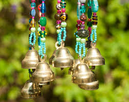 Jewish Decorations Home Wind Chime Bohemian Décor Bell Wind Chimes Indoor Wind