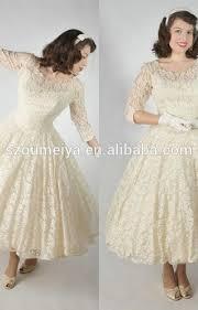 irish pink belted tea length lace wedding dress star bride