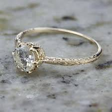 antique gold engagement rings best 25 vintage gold engagement rings ideas on
