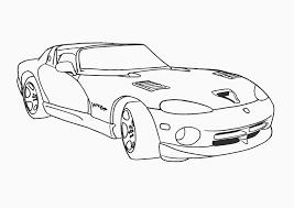 Sélection de dessins de coloriage voiture à imprimer sur LaGuerche
