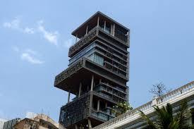 World Most Expensive House by Mumbai Ambani Antilia Was Built By Mukesh Ambani The Richest Man