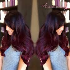 coloring over ombre hair 50 purple ombre hair ideas worth checking out hair motive hair