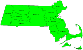 Ma Map Massachusetts Counties Visited With Map Highpoint Capitol And