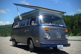 camper van solar electric volkswagen camper van hiconsumption