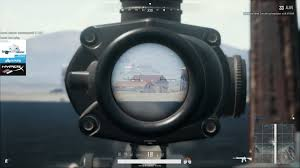 pubg 4x zeroing new bullet drop is insane no zeroing on 4x pubattlegrounds