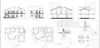 download architectural plans homes house scheme