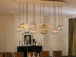 Dining Room Chandeliers Traditional by Dining Room Chandelier Round Bamboo Design Casual Dining Set On
