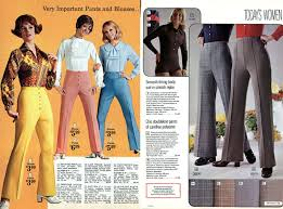 the good the bad and the tacky 20 fashion trends of the 1970s