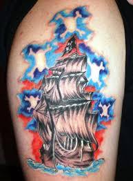 the 25 best pirate ship tattoos ideas on pinterest black pirate