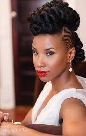 coiffure mariage africaine coiffure afro pour mariage les tendances mode du automne hiver 2017