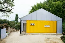Shed Style Homes These Affordable South Korean Homes Don U0027t Skimp On Style Curbed