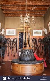 france loire valley chaumont castle the stables tack room