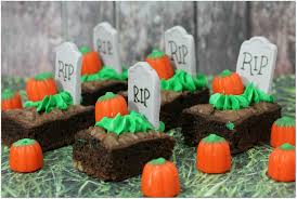 halloween brownie bites food fun u0026 faraway places