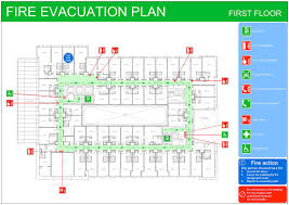 Fire Evacuation Floor Plan Getting The Language Right Denis Ignatovich