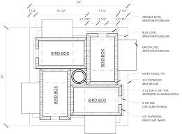 plans design sumptuous design purple martin bird house plans designs houses 29