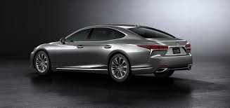 lexus canada models first look 2018 lexus ls 500 canadian auto review