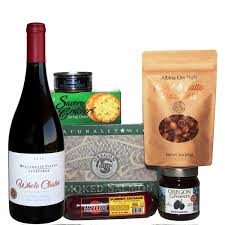 wine baskets free shipping gift baskets pendleton blankets oregon wine