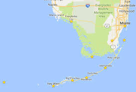 Map Of South Florida by The Ultimate 7 Day Florida National Parks Itinerary Bearfoot Theory