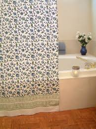 Unique Bathroom Shower Curtains Indian Shower Curtains Batik Shower Curtain Fabric Shower