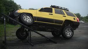 1989 jeep wagoneer lifted jeep grand cherokee 6 0