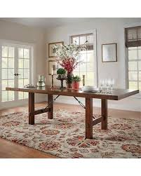 Rustic Oak Dining Tables Deal Alert Swindon Rustic Oak Turnbuckle Extending Dining Table